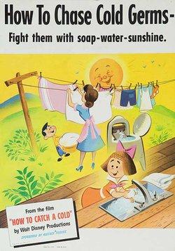 How To Catch a Cold Disney 1951 Come Prendere un Raffreddore
